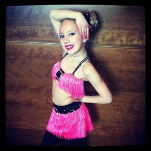 Other - Child large jazz solo dance costume